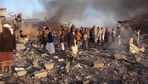 Aliados de Estados Unidos matan a civiles en Yemen y nadie lo condena