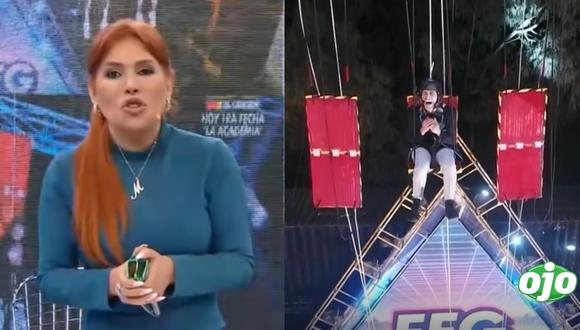 """Magaly Medina sobre América TV: """"han amenazado con demandarme si yo ponía esas imágenes"""""""