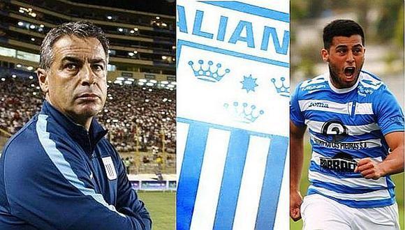 Alianza Lima suma sus primeros fichajes con grandes sorpresas