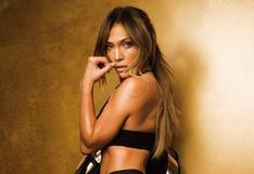 Jennifer Lopez y el atrevido vestido que lució en el after party del Oscar 2020   FOTO