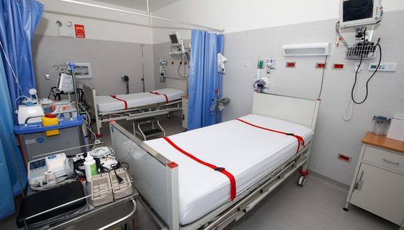 San Martín: cuatro nuevos centros hospitalarios serán construidos para pacientes COVID-19 (Foto: Gore San Martín).