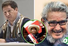 """Guido Bellido sobre posibilidad de incinerar a Abimael Guzmán: """"Es decisión del presidente"""""""
