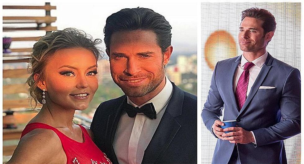 Sebastián Rulli y su justificación de por qué aún no se casa con Angelique Boyer