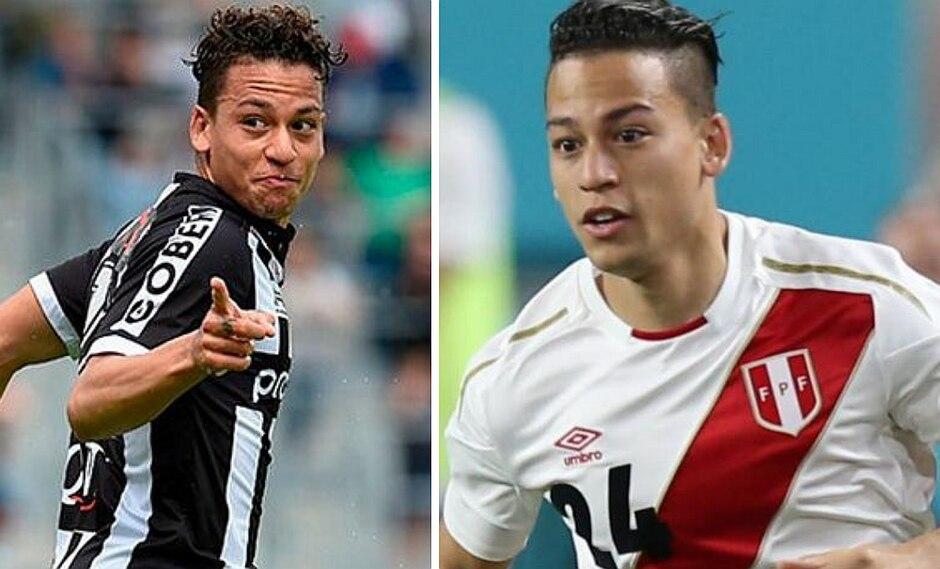 Cristian Benavente se convierte en nuevo jugador de Pyramids FC de Egipto