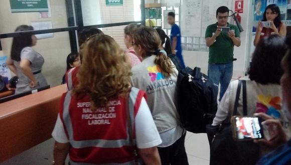 Iquitos: ¡35% de establecimientos de salud son informales!