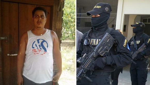 Jefe de Mara Salvatrucha muere tras enfrentamiento con Fuerza Antimaras