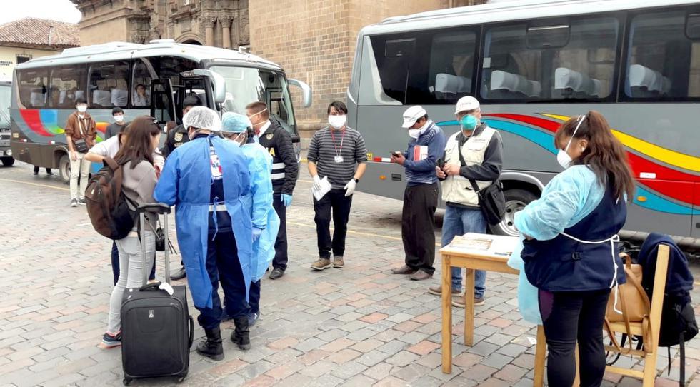 Cusco. Turistas mexicanos varados en la Ciudad Imperial podrán retornar a su país. (GEC)