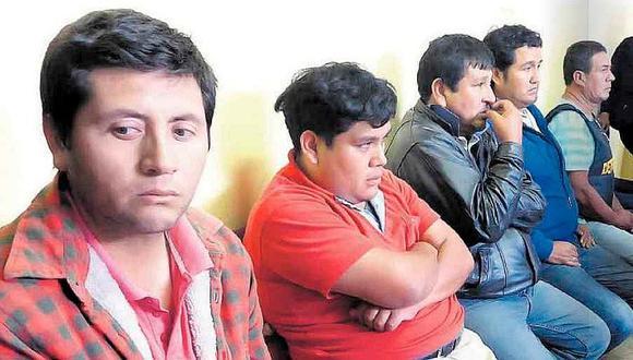 """Chimbote: Banda de """"traficantes de cuello y corbata"""" era integrada por abogados"""