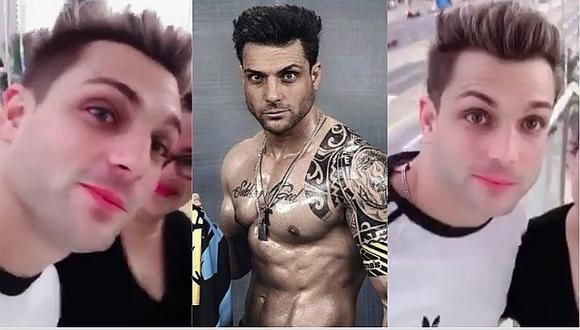 ¿Nicola Porcella utilizó exceso de filtros para mostrar su cambio de look? Vídeo lo delataría