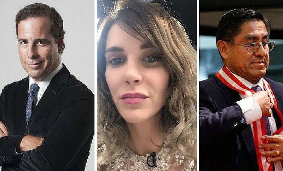 ¿Qué dijo Juliana Oxenford sobre reunión de Aldo Mariátegui y César Hinostroza?