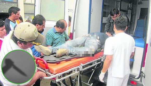 Cuatro delincuentes matan a campesino que no se dejó robar