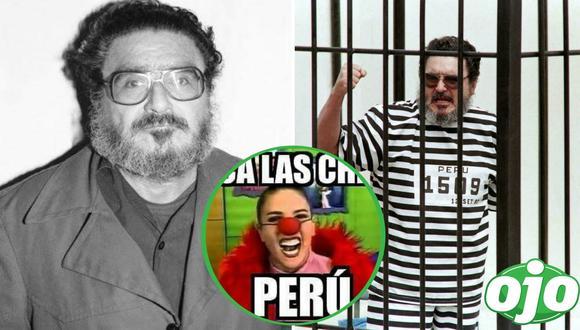 Celebran la muerte de Abimael Guzmán. Foto: (redes sociales).