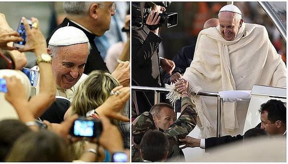 ¡Bienvenido, Papa Francisco! Sumo Pontífice llega a Perú en enero de 2018 (VIDEOS)