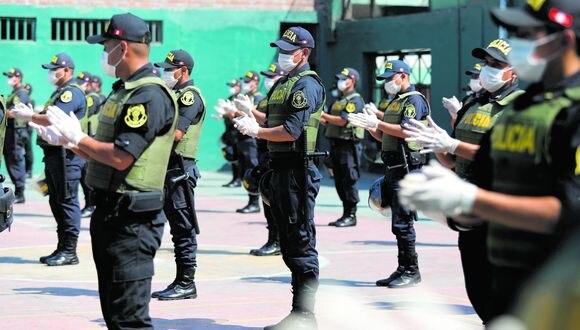 Arequipa: Investigan a general PNP Víctor Zanabria, jefe de la XI Macrepol Arequipa, por las compras, presuntamente, sobrevaloradas de implementos de bioseguridad. (foto referencial)