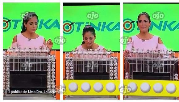 El terrible blooper de los juegos de lotería en pleno programa ¡en vivo! (VIDEO)