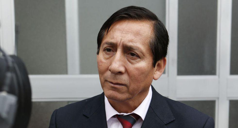 El legislador Carlos Almerí se encuentra hospitalizado desde la madrugada, según informó su familia. (Foto: GEC)
