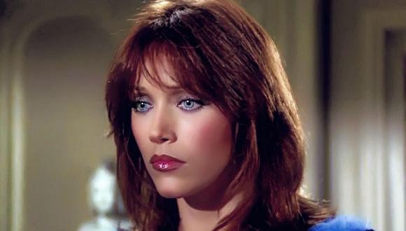 Tanya Roberts sufrió un accidente y quedó grave en Estados Unidos.  (Foto: Captura de YouTube)