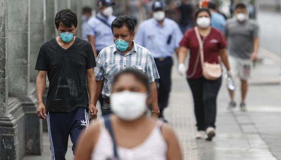 """Desde el lunes 10 de mayo, Lima Metropolitana y Callao regresaron al nivel de riesgo """"muy alto"""" frente al coronavirus. (Foto: Andina)"""