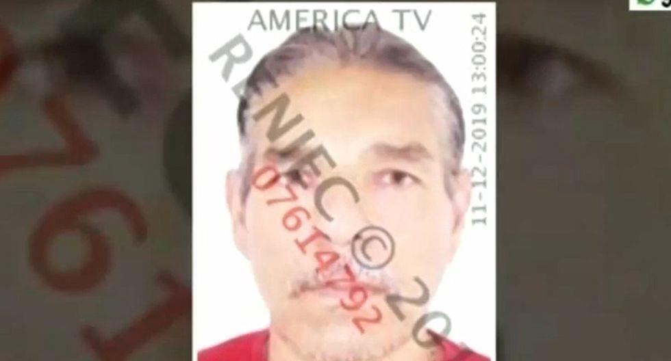 Ronald Olivas Ovalle fue asesinado de ocho balazos. (Foto: Captura/América Noticias)