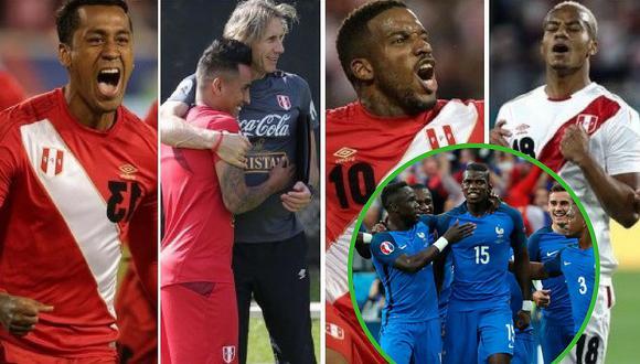"""FPF deja emotivo vídeo a selección de Francia y país rival responde: """"Es un honor"""" (VIDEO)"""