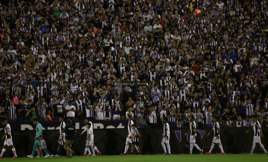 Alianza Lima figura en puesto 100 del ranking mundial de asistencia de hinchas. (Foto: GEC)
