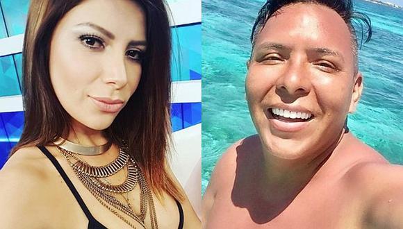 Milena Zárate continúa decepcionada de Edwin Sierra