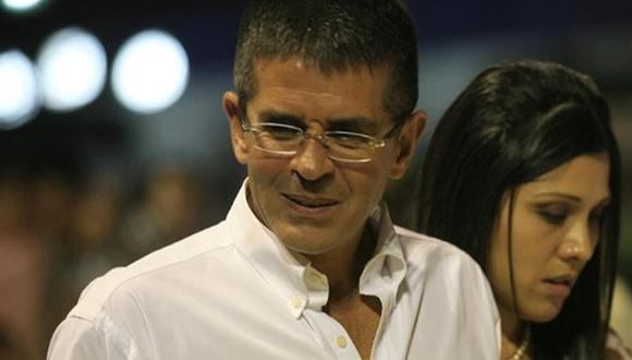 Tula Rodríguez: Javier Carmona, esposo de la conductora, falleció tras dos años postrado en cama. (Foto: GEC/Ernesto Quilcate)