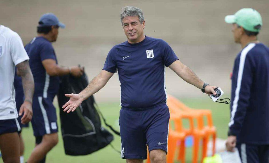 Pablo Bengoechea habló sobre la disciplina en Alianza Lima. (Foto: GEC)