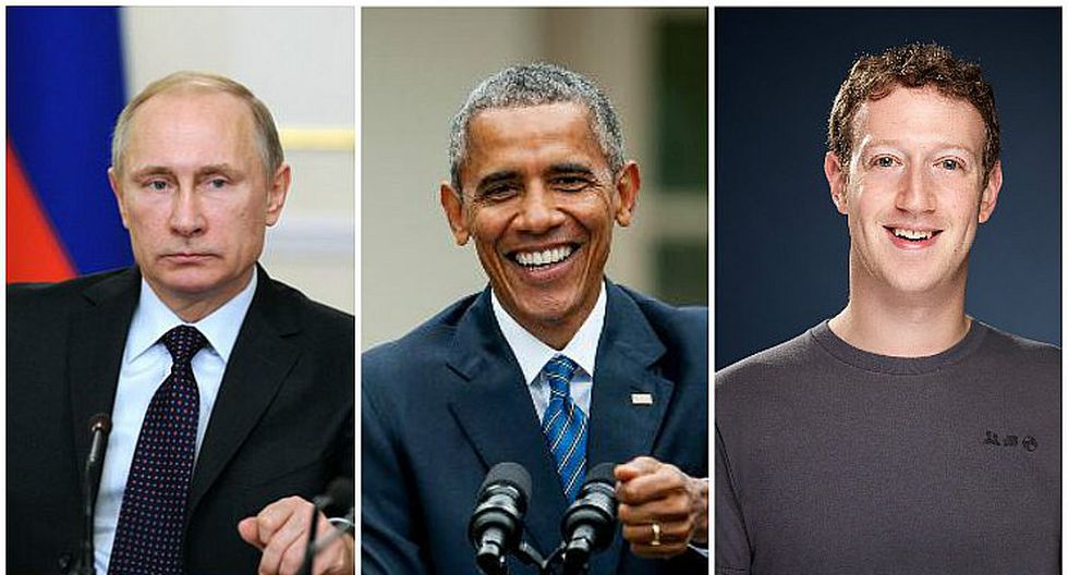 APEC: estos son los hombres más poderosos del mundo