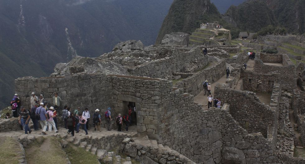 Machupicchu es el lugar más visitado por peruanos y extranjeros. (GEC)