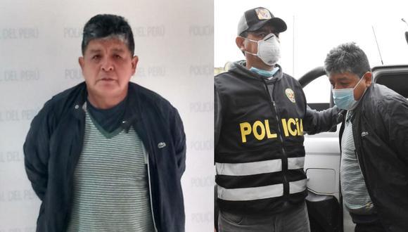 El acusado fue intervenido en La Molina. (PNP)