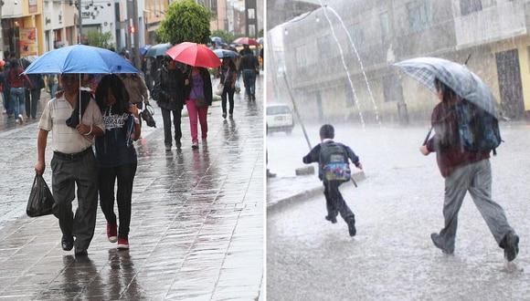 Diluvio puede caer sobre Lima: meteoróloga advierte intensas lluvias en la capital