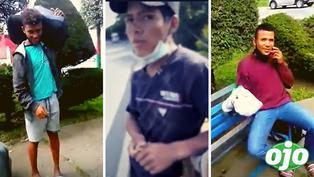 Hermana del joven lanzado desde un puente pide que capturen al colombiano 'André' y al venezolano que los acompañó en el viaje