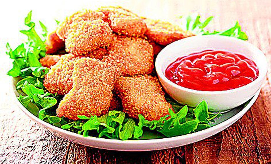 ¿Cómo preparar Nuggets de pollo caseros?
