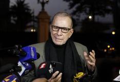 """Ricardo Belmont tras reunión con Pedro Castillo: """"No se me va a oficializar como asesor"""""""
