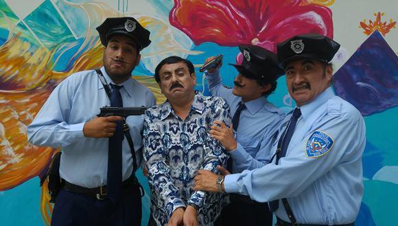 Carlos Álvarez y su divertida imitación de 'El Chapo' Guzmán en 'Habla bien'