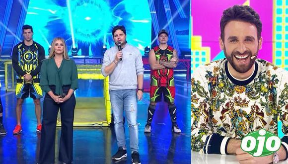Fotos: América Televisión | Instagram Rodrigo González