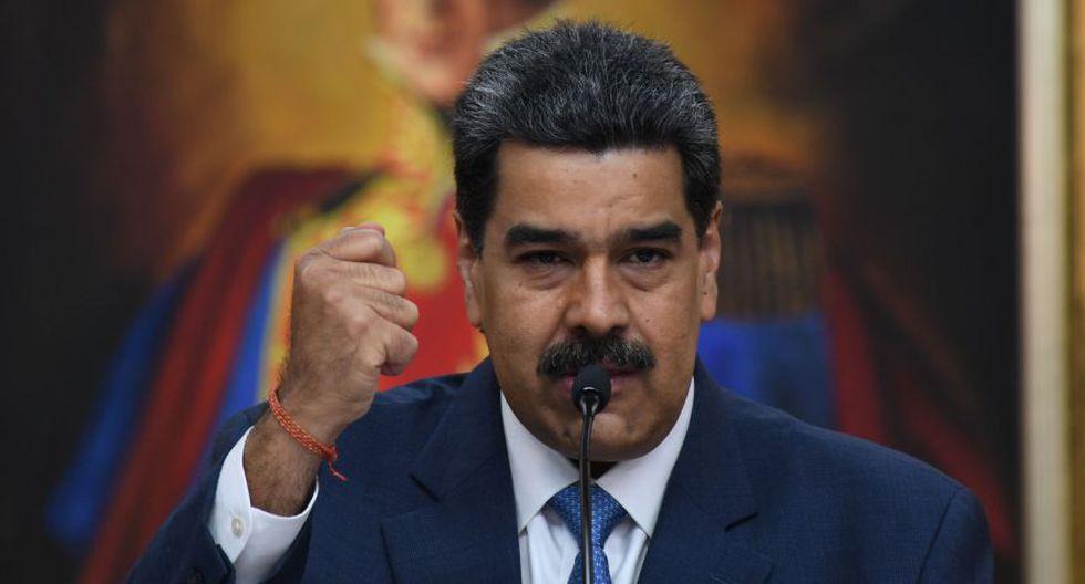 El Gobierno de Venezuela ha dicho que la incursión marítima que frustró el pasado domingo hacía parte de esta expedición, que además pretendía asesinar a Maduro, según señaló el lunes el propio presidente. (Foto: AFP/Yuri Cortez)