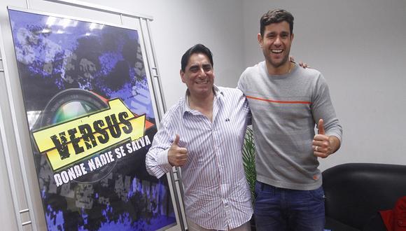 Carlos Álvarez y Yaco Eskenazi se unen en nuevo programa