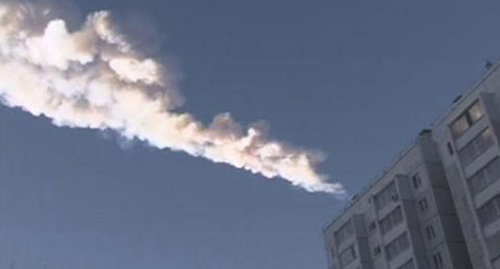 Conozca otros antecedentes de meteoritos que cayeron en la Tierra