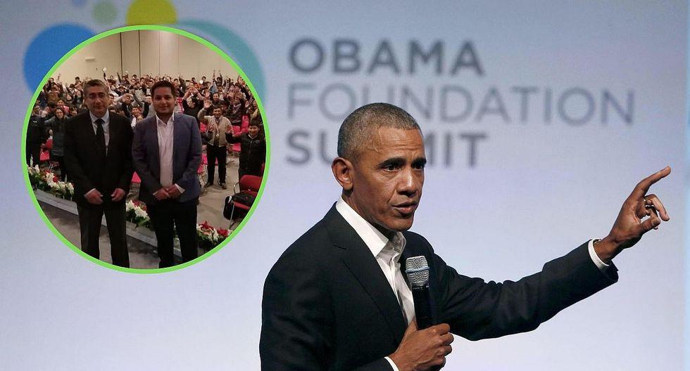 Peruano gana beca de Fundación Barak Obama para estudiar en Estados Unidos