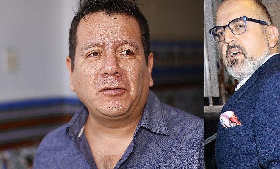 Ney Guerrero confirma esto de Beto Ortiz y arremete contra Gisela Valcárcel
