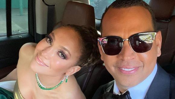 Jennifer López y Álex Rodríguez ponen punto final a su compromiso y anuncian su separación. (Foto: @arod)