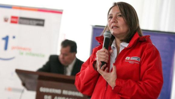 Paola Bustamante fue ministra de Desarrollo e Inclusión Social durante la gestión de Martín Vizcarra en el 2019. (Foto: Andina)