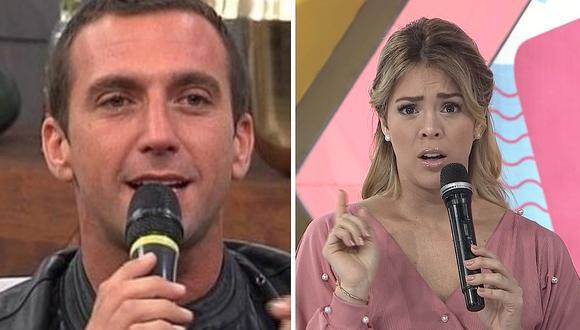 """Joven se gradúa con tesis sobre """"la reconciliación de Antonio Pavón y Sheyla Rojas"""" (FOTOS)"""