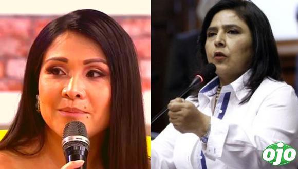 """Ana Jara le da lección a Tula Rodríguez: """"¡una mujer nunca será culpable de que la violenten"""""""