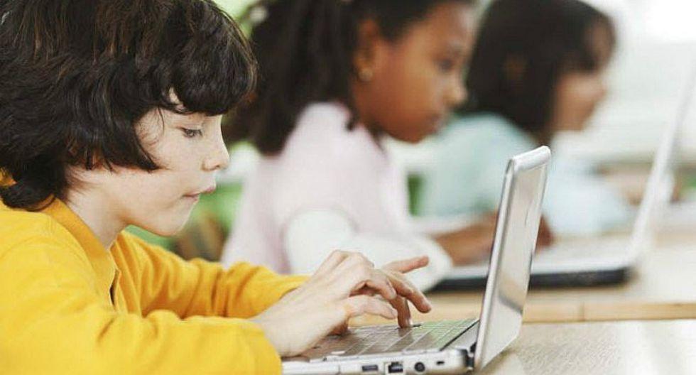 ¿Hasta qué edad los padres deben supervisar  a sus hijos en la computadora?