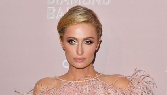 ¿Paris Hilton en la dulce espera? La socialité responde a los rumores. (Foto: AFP).