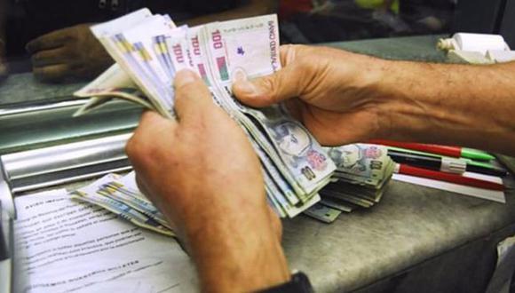 Los trabajadores podrán disponer libremente del 100 por ciento de la CTS en las entidades financieras y que tengan acumulados a la fecha de disposición (Foto: Andina)