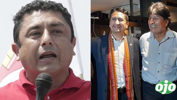 """Evo Morales se reúne con Guillermo Bermejo: """"queremos la segunda independencia de la patria socialista"""""""